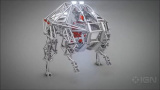 Гоночный робот-экзоскелет Prosthesis