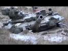 Дурной мехвод утопил танк в болоте