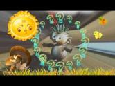 Детский клип – Песенка ёжика