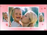 Мамины глаза - 8 марта - поздравление для мам