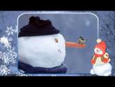 Детская песня - Снеговик (ремикс)