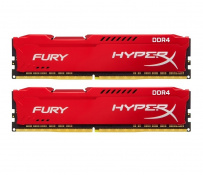 Обзор Kingston HyperX FURY Red Series