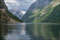 Around the Norge. Sognefjord