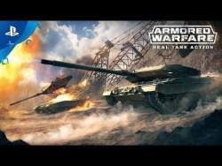 Armored Warfare - PvE Trailer | PS4