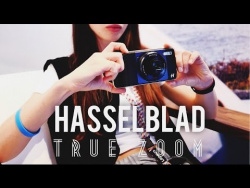 Hasselblad True Zoom: фотомодуль с 10-кратным зумом