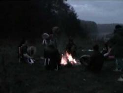 Тувинский шаман Н. Ооржак. Обряд передачи духов. 28.09.03