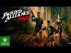 Jagged Alliance: Rage! - Official Launch Trailer