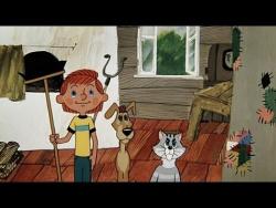 """Мультфильм """"Трое из Простоквашино"""" смотреть все серии HD качество"""