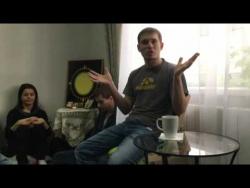 Самир. Живое знание. Москва 23.10.16