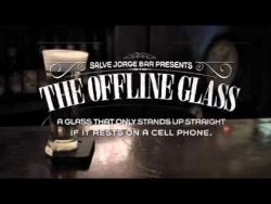 Стакан для пива как спасение от онлайн-мира