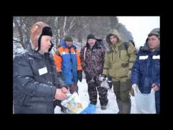 Рыбалка на Ячменке