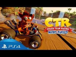Crash Team Racing Nitro-Fueled | Анонсирующий трейлер | PS4