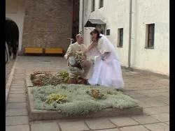 Свадьба, Нарва, Эстония. 12/09/ 2008.