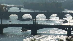 Осень в Праге.Часть первая.