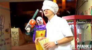 Возвращение клоунов убийц (пранк)