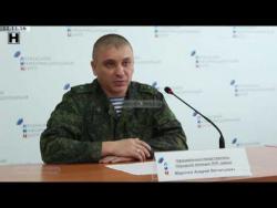 11.11.16 А.Марочко: ВСУ открыли огонь по мирным жителям на КПП Станица Луганская