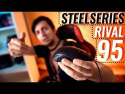 STEELSERIES RIVAL 95: ЭКСКЛЮЗИВ