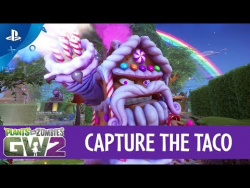 Plants vs. Zombies Garden Warfare 2 I Capture the Taco Free Update | PS4