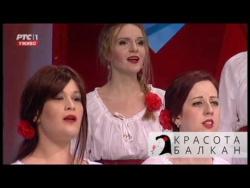 """Сербы спели """"Выйду ночью в поле с конём"""" на русском"""