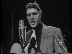 Elvis In The Beginnings