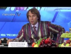 Про еду и санкции - Сергей Лисовский 11.08.2014
