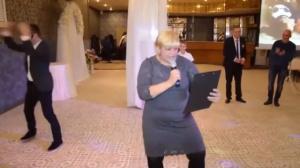 Свадебный Du Hast