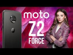 Обзор Moto Z2 Force: небьющийся модульный смартфон