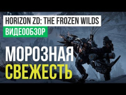 Обзор игры Horizon Zero Dawn: The Frozen Wilds
