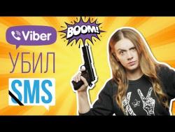 Viber убил SMS: 5 интересных фактов