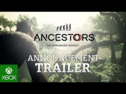 ANCESTORS: The Humankind Odyssey Official Announcement Trailer