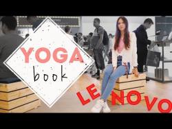 Lenovo Yoga Book: планшет, палатка и ноутбук!