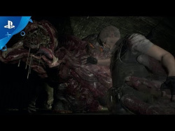 Resident Evil 2 - Leon Gameplay: Familiar Faces | PS4