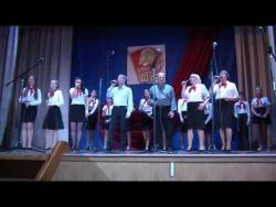 Концерт к 100-летию ВЛКСМ