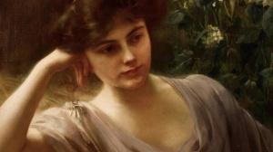 Альберт Линч и его женский образ в картинах