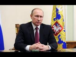 Обращение Владимира Путина в связи с принятием совместного заявления России и США по Сирии