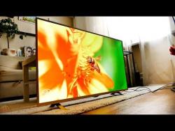 Smart Телевизор DEXP F43B8000K - Обзор