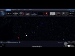 То, что скрывает НАСА. НЛО на фоне Луны и  аномальные свечения в галактике. Раскрытие правды при помощи программы worldwidetelescope.org