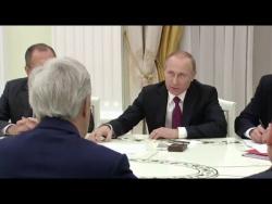 Встреча с госсекретарём США Джоном Керри