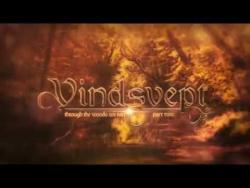 Приключенческая народная музыка Vindsvept Through the Woods Мы Ran, часть вторая