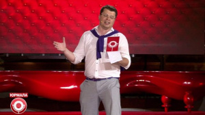 "Гарик Харламов и Гарик Мартиросян - Конкурс ""Новая волна 2014"""