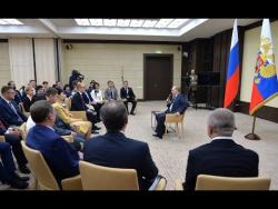 Встреча с активом Общероссийского народного фронта