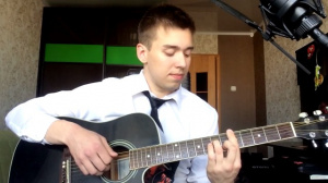 Дмитрий Колбин — Я просто люблю тебя (Дима Билан cover)
