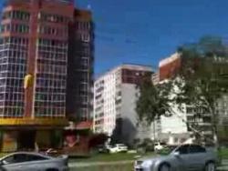 Новосибирск - солидный современный город