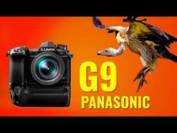 ПРЕЗЕНТАЦИЯ G9: ЛУЧШАЯ ФОТОБЕЗЗЕРКАЛКА PANASONIC