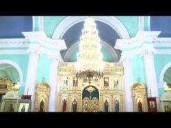 Лучшие хоровые голоса России в акустике главного храма Карелии