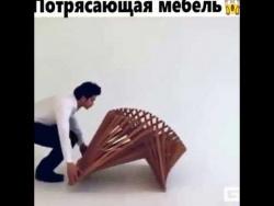 ПОТРЯСАЮЩАЯ МЕБЕЛЬ! мебель-трансформер! мебель 21-го века!!!