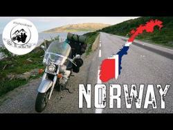 В Норвегию на мотоцикле