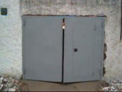 Автоматизация распашных гаражных ворот.