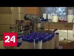 Подпольная фабрика красоты: под Зарайском делали поддельный шампунь