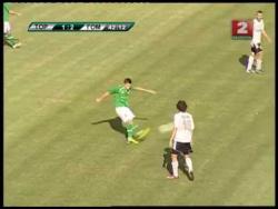 Incredible 70 yard Golazo from Belarus! Alexander Karnitsky (FC Gomel) v Torpedo